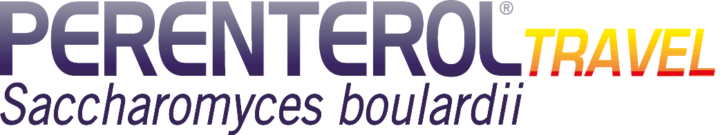 Perenterol travel logo